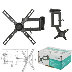 Avlink Double Arm Mount for 13-40-Inch Display Screens 129.512UK