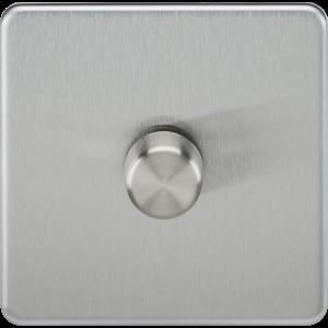 Screwless 1G 2-Way 40-400W Dimmer Switch-SF2181-Knightsbridge