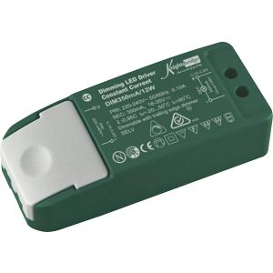 IP20 350mA 12W Constant Current Dimmable LED Driver