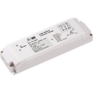 Knightsbridge IP20 12V 36W LED Driver-Constant Voltage, 36 W, White