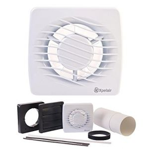 XPELAIR DX100T BATHROOM FAN KIT 4 WITH TIMER