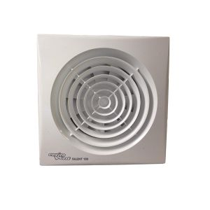 Envirovent Silent 150 Axial Extractor Fan with Timer - SIL150T