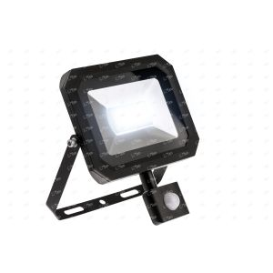All Led Falcon IP65 Slimline Floodlight with PIR Sensor 10w
