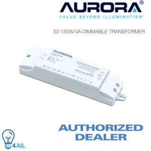 Aurora AU-150 50-150W/VA Premium Dimmable Electronic Transformer