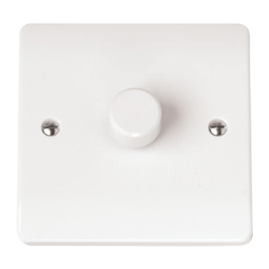 1 GANG 2 WAY 250VA DIMMER-CMA145-Scolmore