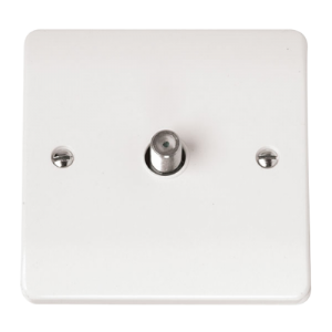 1 GANG SATELITE OUTLET-CMA156-Scolmore