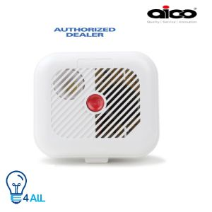 Aico EI100BNX 9V Battery Powered Ionisation Smoke Alarm