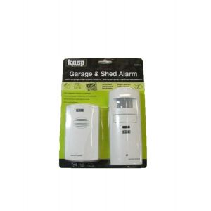 Kasp 6103 Wireless Garden and Shed Alarm
