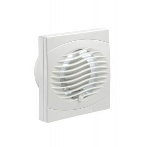 Manrose Extractor Fan with Pull Cord BVF150P - 6 inch/150 mm
