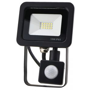 Redarrow 10w AC Driverless Floodlight with PIR