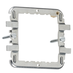 1-2G grid mounting frame for Flat Plate & Metalclad-GDF001F-Knightsbridge