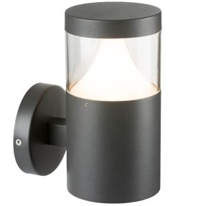Knightsbridge 230V IP54 GU10 Wall Light with Diffuser GDL1