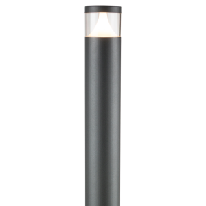 Knightsbridge 230V IP54 GU10 Garden Post Light/Bollard - 1100MM