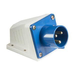 240V IP44 16A Appliance Inlet-IN0021-Knightsbridge