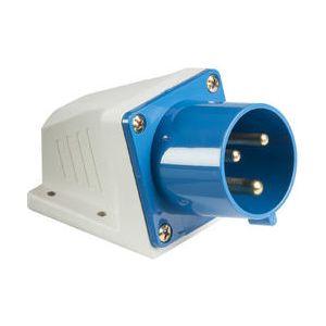 240V IP44 32A Appliance Inlet-IN0022-Knightsbridge