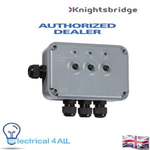 Knightsbridge IPAV3G IP66 13A 3G Switch Box IP3G