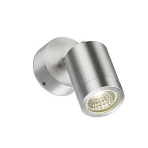 Knightsbridge LWALL3 230V IP65 3W LED Adjustable Wall Light