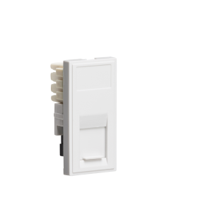 RJ11 Outlet Module 25 x 50mm (IDC)-NETRJ11-Knightsbridge