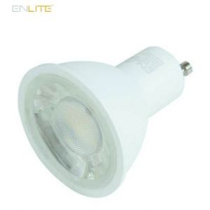 Enlite 5W GU10 Dimmable LED Lamp 6400K-EN-DGU005/64-ENLITE