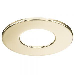 Knightsbridge RW6 Brass Flat Bezel