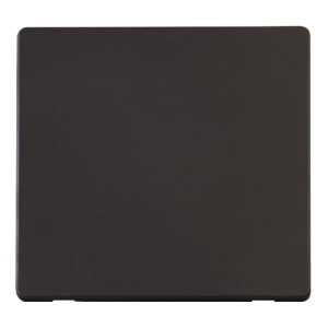 1 GANG BLANK PLATE - SCP060 - Scolmore