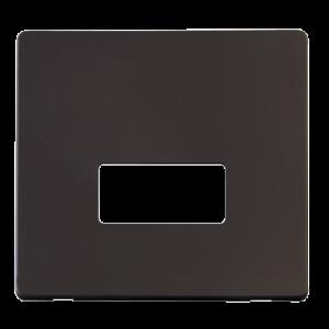 13A FCU PLATE - SCP250 - Scolmore