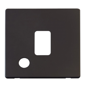 20A 1G SW + F/O PLATE - SCP322 - Scolmore