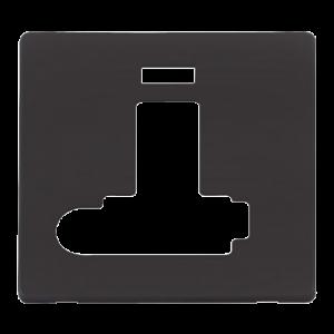 13A FCU SW+F/O+NEON (LOCK PLATE - SCP352 - Scolmore