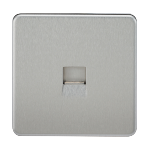Screwless Telephone Extension Socket-SF7400-Knightsbridge