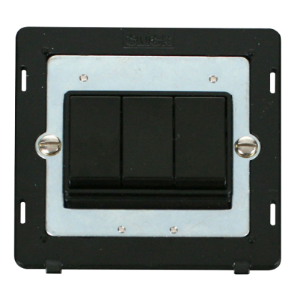 10AX 3G 2 WAY SW INSERT - SIN013 - Scolmore