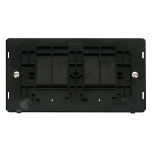 10AX 4G 2 WAY SW INSERT - SIN019PW - Scolmore