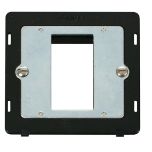 1G PLATE SINGLE MEDIA MOD INSERT - SIN310 - Scolmore