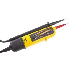 T90 Voltage Indicator with RCD Trip Test Continuity Check CAT II 690 V, CAT III 600 V