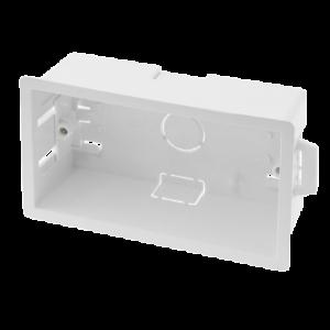 2 GANG 47mm DEEP DRY LINING BOX-WA107P-Scolmore