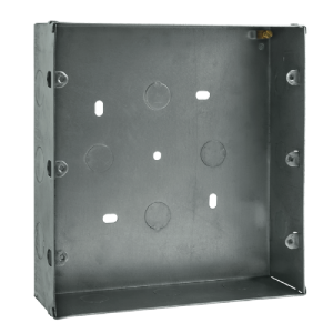 GRIDPRO 18 GANG FLUSH MOUNTED BACKBOX-WA20518-Scolmore