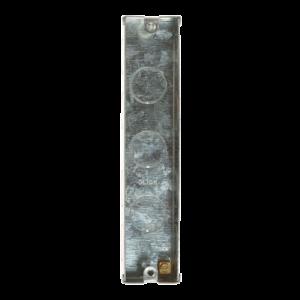 2 GANG DECO ARCHITRAVE 25MM K/O BOX-WA572-Scolmore