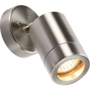 230V IP65 GU10 35W Lightweight Stainless Steel Adjustable Wall Light