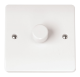 1-GANG 2-WAY 400W DIMMER SWITCH-CMA140-Scolmore