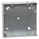 6-8G 35mm galvanised steel box-GDSG68G-Knightsbridge