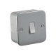Metal Clad 10A Intermediate Switch-M1200-Knightsbridge