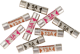 Mixed 3A/5A/13A BS1362 Fuses- Packed in Blister Packs of 10-	MIXEDFUSES-Knightsbridge