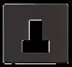 13A FCU SW PLATE - SCP251 - Scolmore