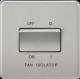 Screwless 10A 3 Pole Fan Isolator Switch-SF1100-Knightsbridge