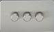 Screwless 3G 2-Way 40-400W Dimmer Switch-SF2173-Knightsbridge