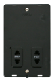 115V/230V SHAVER SKT INSERT - SIN100 - Scolmore