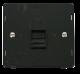 SINGLE T/PHONE SKT - MAST INSERT - SIN120 - Scolmore