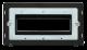 2G PLATE 6 IN-LINE APERT. INSERT - SIN426 - Scolmore