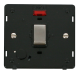 ING 20A DP SW+F/O&NEON INSERT - SIN523 - Scolmore