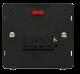 13A FCU + NEON (LOCK) INSERT - SIN853 - Scolmore