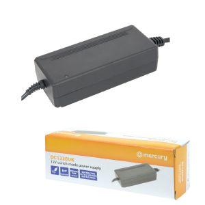 Mercury 3000 mAh 12 V Energy Efficient Switch Mode Power Supply 660.447UK